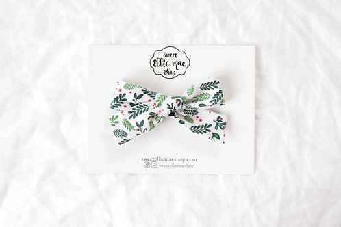 Holly | Hand-tied Gracie Bow