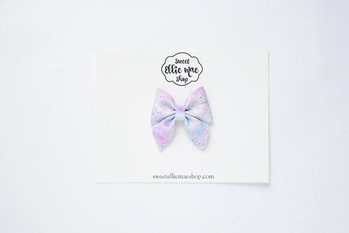 Cotton Candy Clouds | Mini Sailor Bows