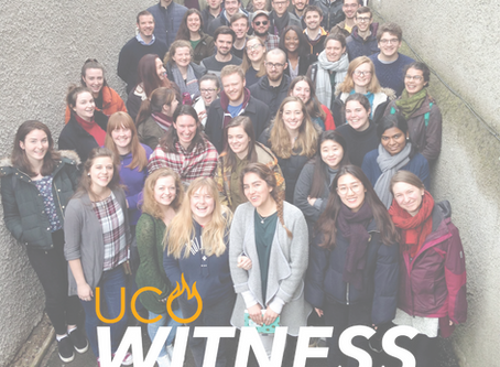 Local Update: UCO Belfast, UCO Derry & UCO Dublin Witness Weekend