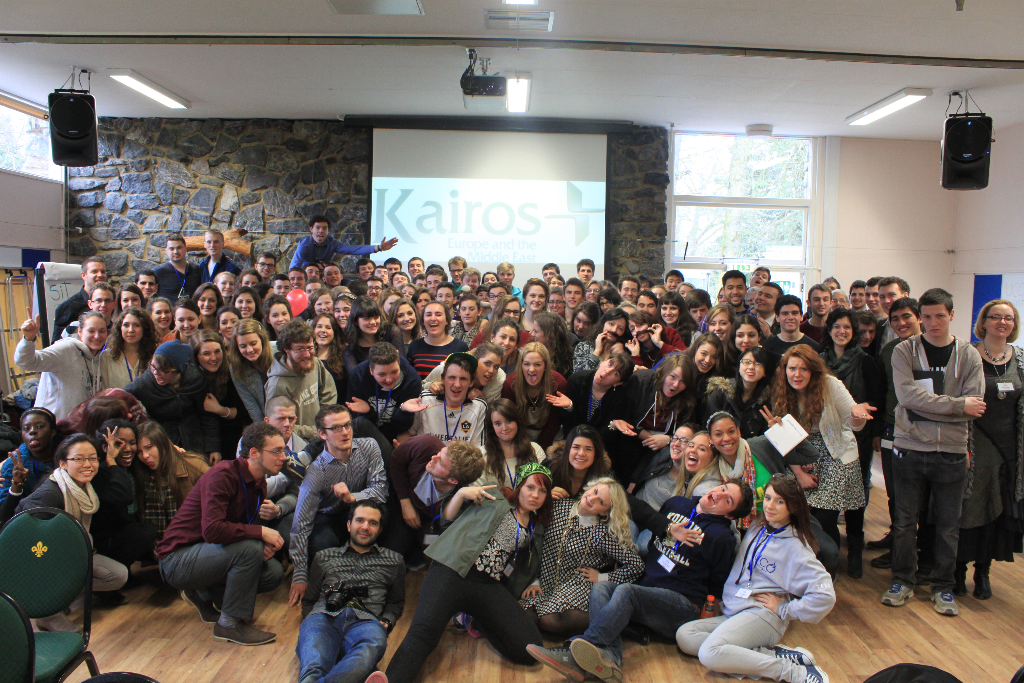 Kairos Conference