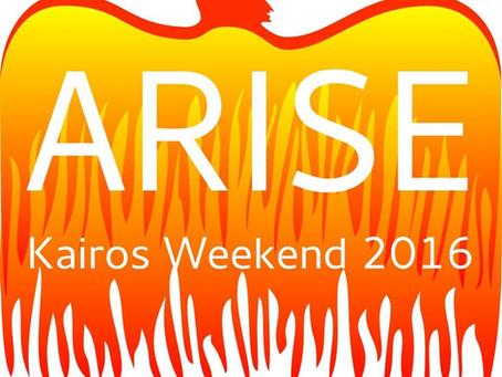 Kairos Weekend 2016 - Reflections