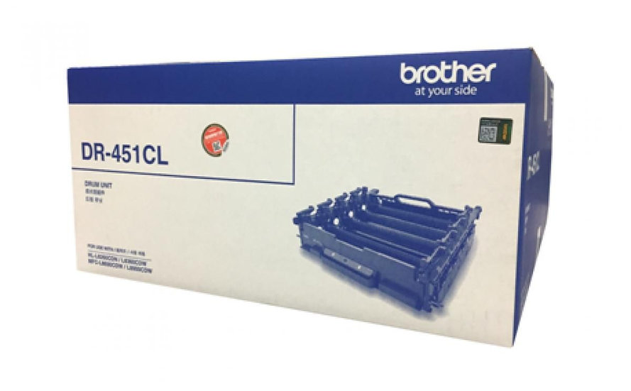 Brother DR-451CL Drum Unit (30000 A4 pages)