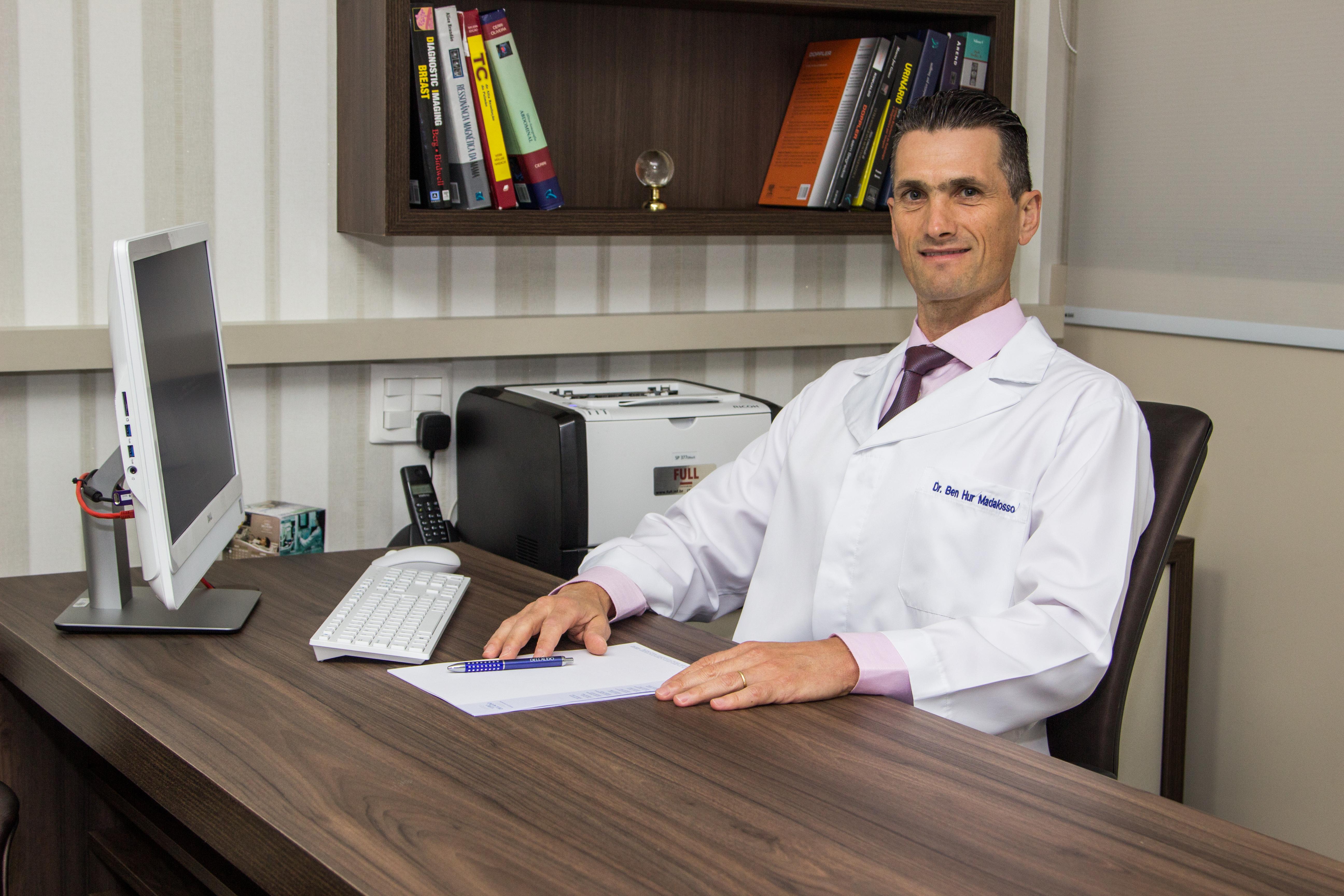 Equipe médica especializada