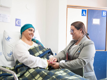 Vero Dellaudo e Hospital Geral firmam parceria para procedimento inovador no tratamento do Câncer de