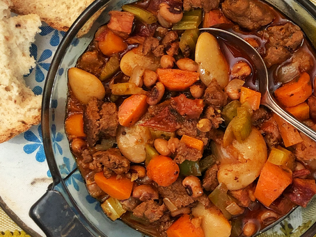 Good ol' Pot of Chili
