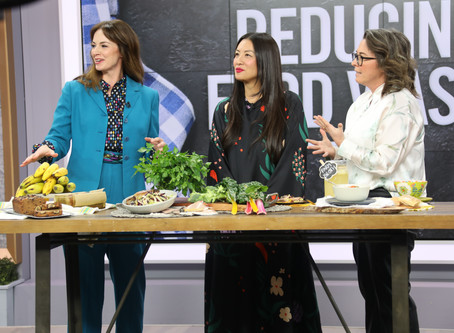 The Social CTV: Reducing Food Waste