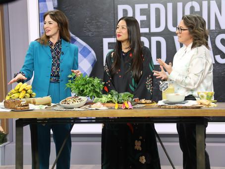 The Social CTV: Reducing Food Waste