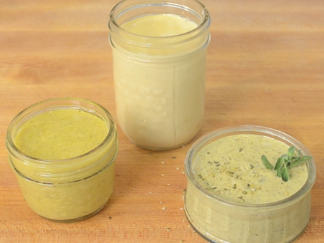 3 Need-To-Know Salad Dressing
