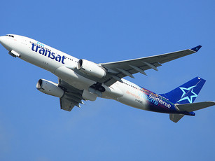 Transat loss more than doubles on fees, compensation ahead of Air Canada deal