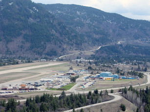 Master plan developed for West Kootenay Regional Airport