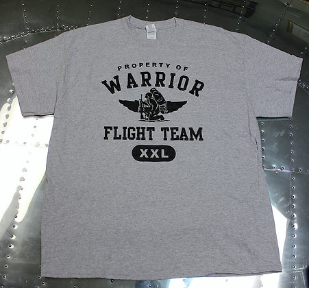 Warrior Flight Team Shirt