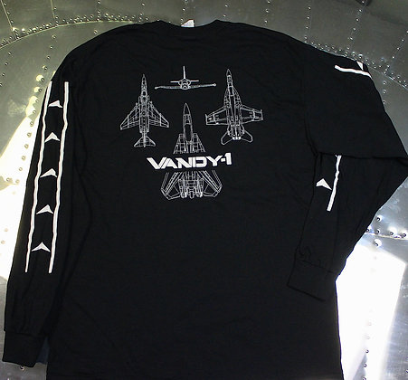 Vandy 1 Shirt (long sleeve)