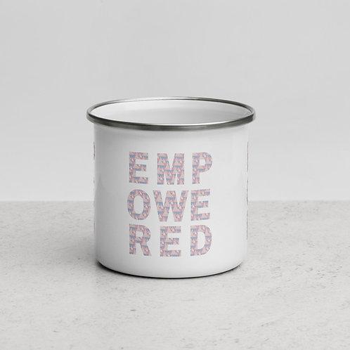 EMPOWERED Mountain Mug