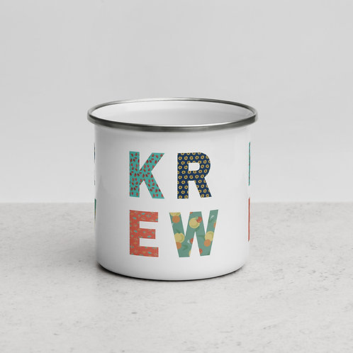KREW Mug