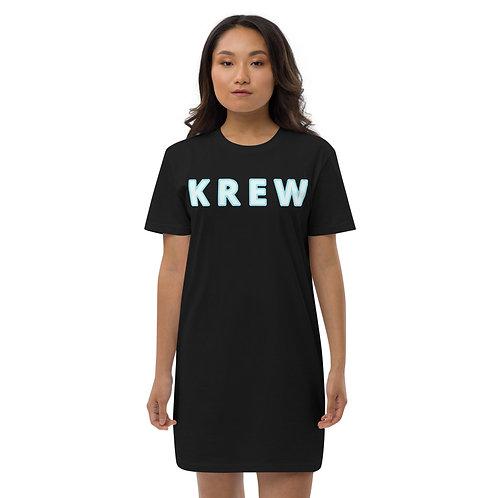 KREW T-shirt Dress