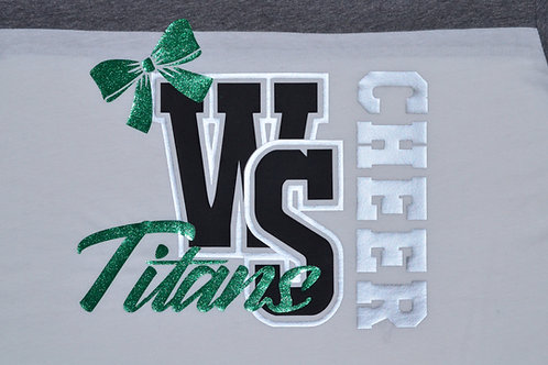 Women's WSHS Titans Cheer Hoodie