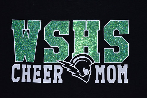 Women's WSHS Cheer Mom Hoodie