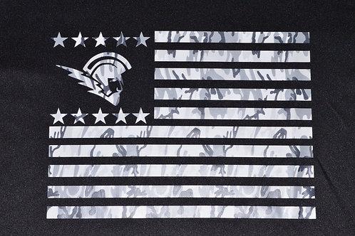 Men's Titan Flag Long Sleeve Tee