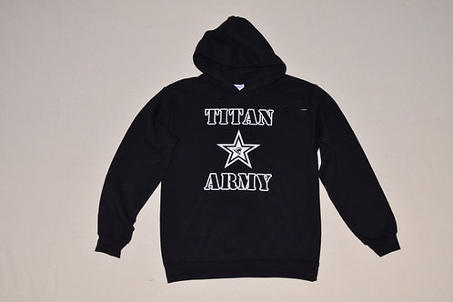 Adult Unisex Titan Army Star Hoodie