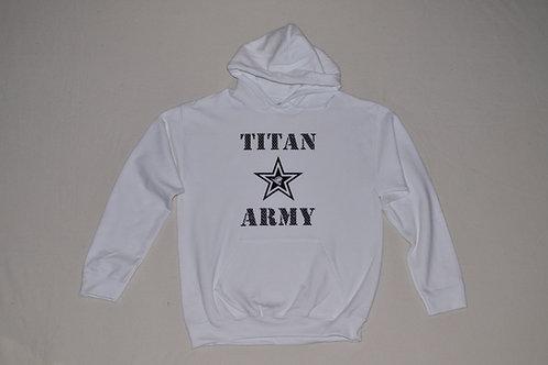 Adult Unisex Titan Army Glitter