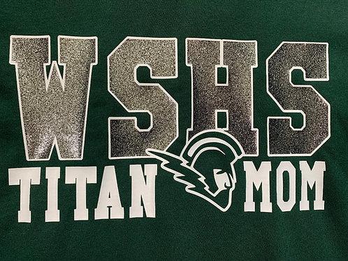 WSHS Titan Mom Hoodie