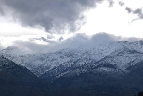 Die Weiße Berge