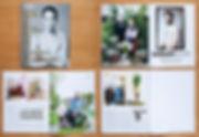 """PHOTOGRAPHIE 06/2014 Zeitschrift mit der Portrait-Arbeit Paul/Pawel von paul Koncewicz unter dem Titel """"Familienbande"""" von Ute Noll"""