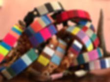 Hundehalsband handgemacht