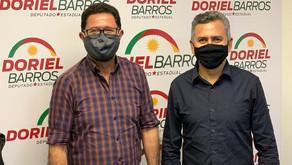 Vice-prefeito do Cabo de Santo Agostinho, Professor Arimateia, vai migrar para o PT