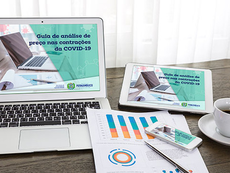 Despesas com a Covid-19 em Pernambuco chegam a R$ 593 milhões