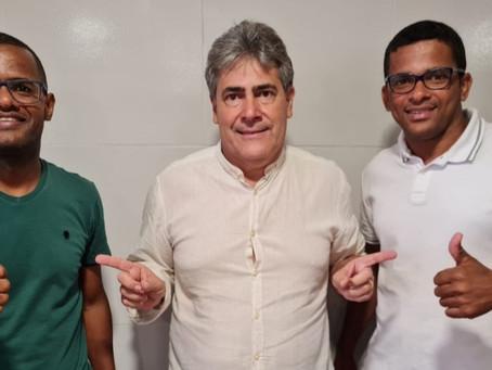 Aderaldo Pinto fortalece grupo político    em Jaboatão para 2022