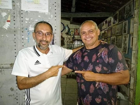 Amaro Vila Rica desiste de candidatura e vai apoiar a reeleição do vereador Totô