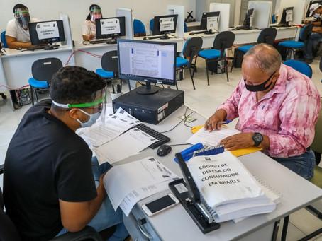 Procon do Jaboatão realiza mutirão digital para conciliação de débitos