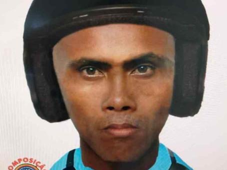 Polícia divulga retrato falado de suspeito de estuprar mulher em posto de saúde de Jaboatão