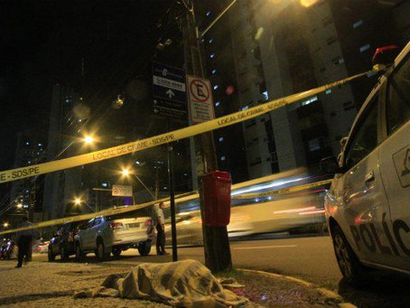 Recife e Jaboatão lideram ranking de violência armada