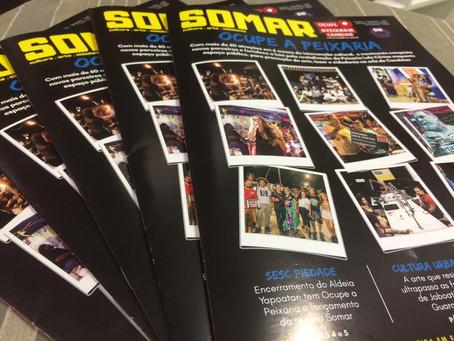 Aldeia Yapoatan encerra com apresentações culturais e lançamentos de livros e revista