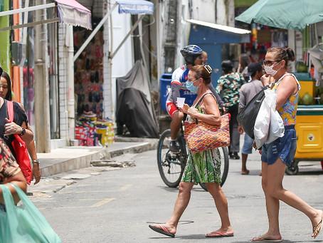Comércio varejista de Pernambuco teve segunda queda seguida em janeiro