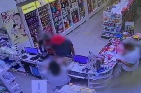 Jovens assaltam farmácia em Piedade