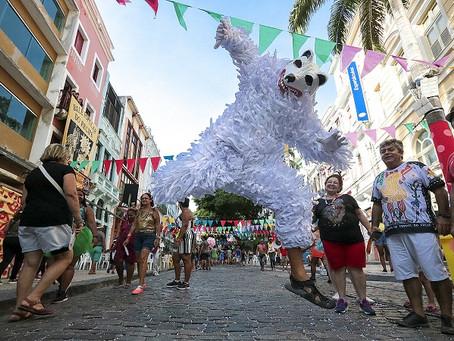 Jaboatão atinge 100% de ocupação hoteleira no carnaval