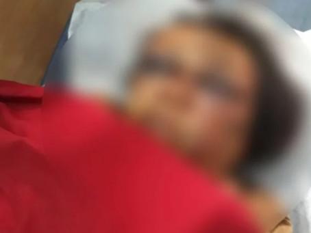 Idosa agredida dentro de casa em Jaboatão ficou três dias inconsciente