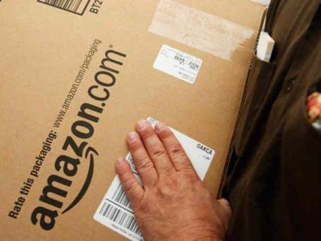 Amazon e AWS abrem vagas de estágio com salário de R$ 2.300. Há vagas no Recife