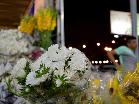 Feira de flores do Dia das Mães acontecerá no próximo sábado