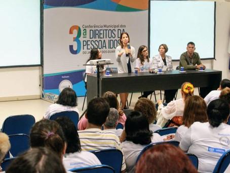 Jaboatão realiza 3ª Conferência do Idoso