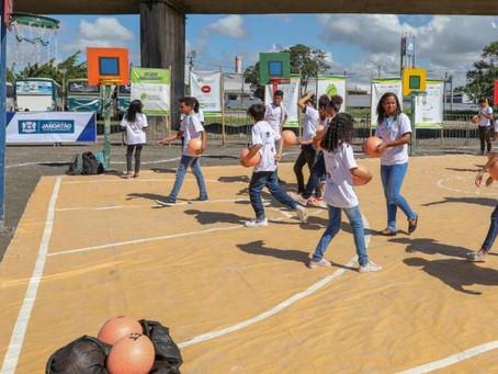 Jaboatão promove a Caravana do Esporte e das Artes