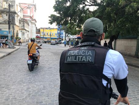 Pernambuco registra queda em todas as modalidades de roubo