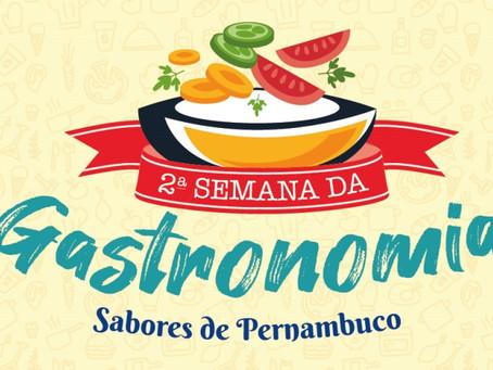 2ª Semana da Gastronomia destaca culinária pernambucana