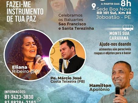 Boa Nova promove congresso missionário neste domingo (06)