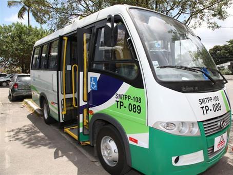 Cooperativas de transporte enviam reivindicações ao prefeito de Jaboatão