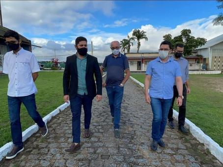 Secretário de Trabalho de Pernambuco participa de agenda em Jaboatão