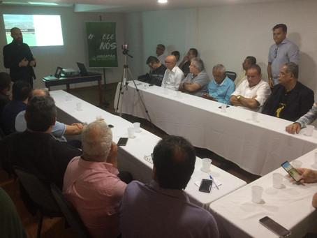 Oposição unida para disputar a prefeitura em Jaboatão